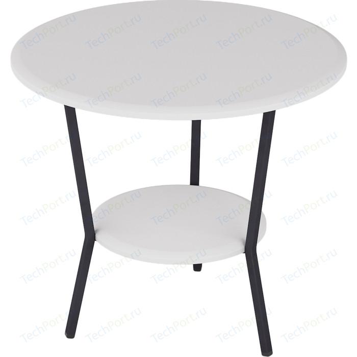 Стол журнальный Калифорния мебель ШОТ белый стол журнальный калифорния мебель мельбурн белый