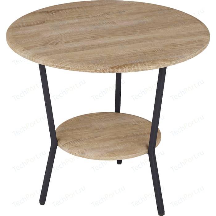 Стол журнальный Калифорния мебель ШОТ дуб сонома стол журнальный калифорния мебель юпитер со стеклом дуб сонома