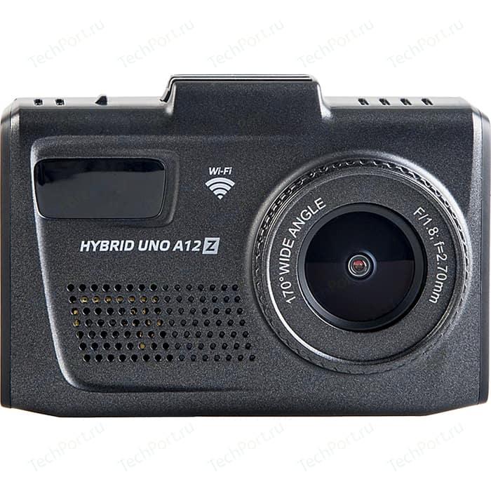 Видеорегистратор SilverStone F1 HYBRID UNO A12 Z WiFi