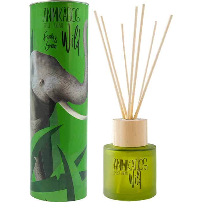 Диффузор ароматический Ambientair Elephant - свежий wild 100 мл