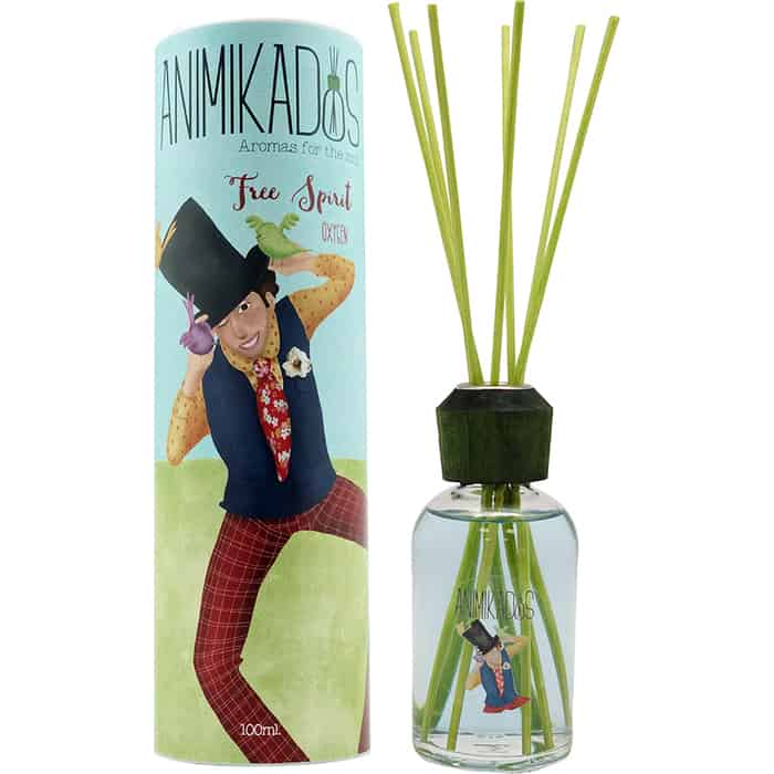 Диффузор ароматический Ambientair Free spirit animikados 100 мл