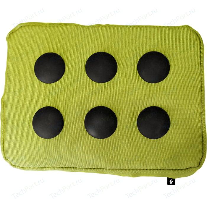 Подставка для ноутбука Bosign Surfpillow hightech зеленая - черная