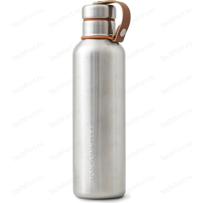 Фляга Black+Blum Water bottle большая оранжевая