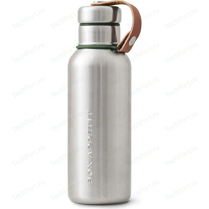 Фляга Black+Blum Water bottle оливковая