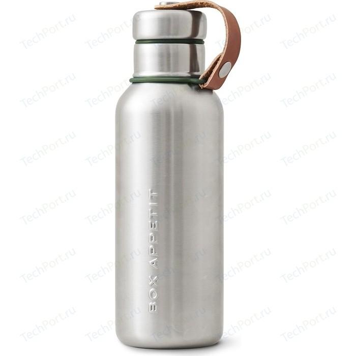 Фляга Black+Blum Water bottle оливковая
