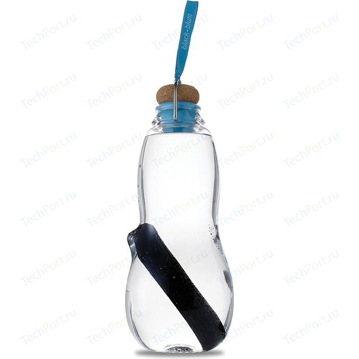 Эко-бутылка Black+Blum Eau good с фильтром голубая