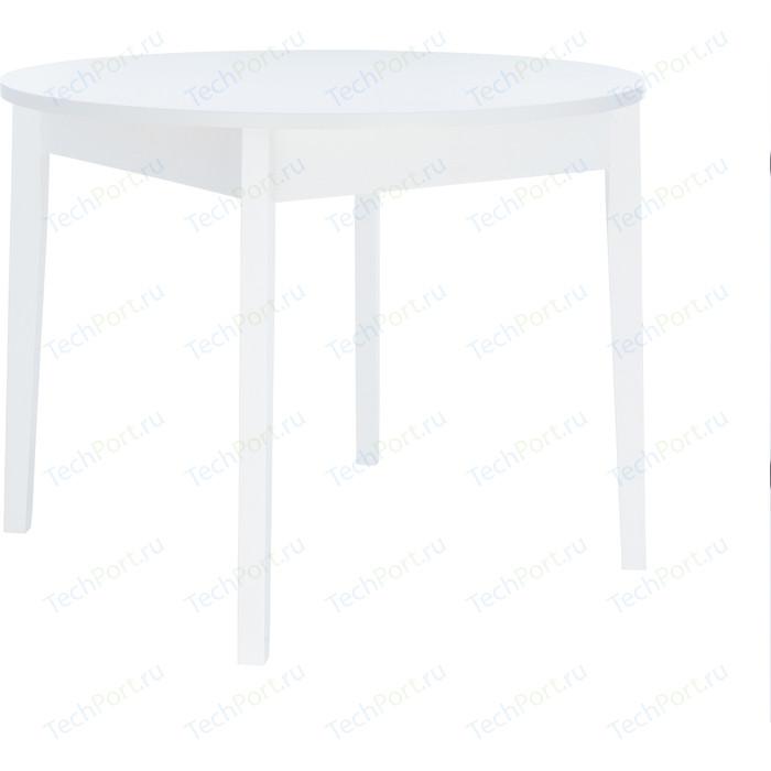 Стол раздвижной Leset Говард 1P белый 9003