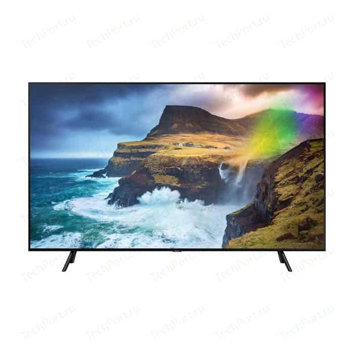 Фото - QLED Телевизор Samsung QE82Q77RAU телевизор