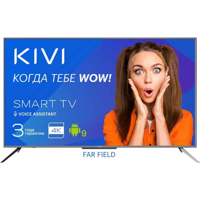 LED Телевизор Kivi 50U730GR kivi