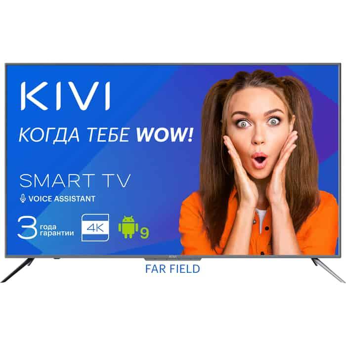 LED Телевизор Kivi 55U730GR kivi