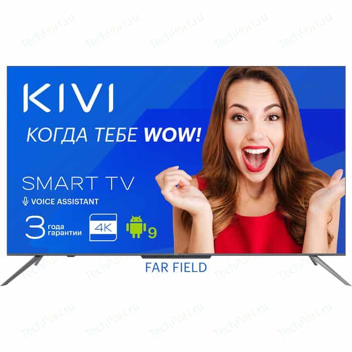 Фото - LED Телевизор Kivi 55U800BR led телевизор kivi 40f710kb