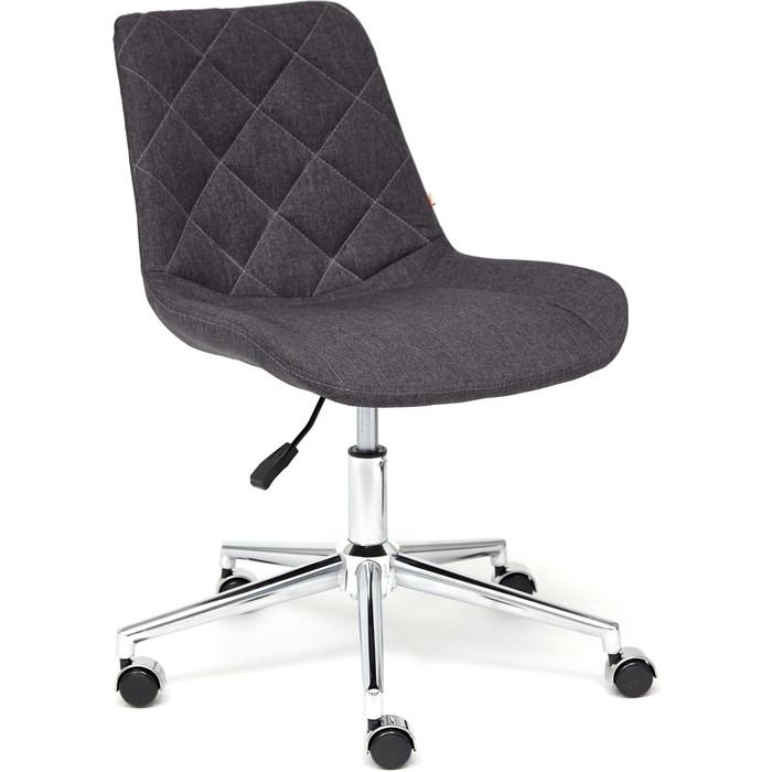 Кресло TetChair Style ткань серый F68