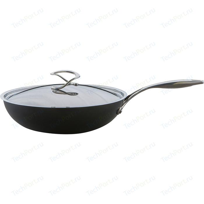 Сковорода с крышкой Circulon 30см Style (R88006)