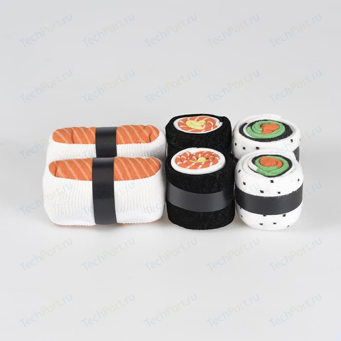Набор носков Doiy Sushi (3 пары)