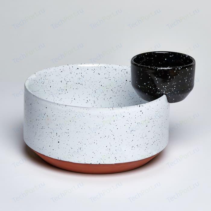 Чаша сервировочная Doiy Eclipse для салата и соуса