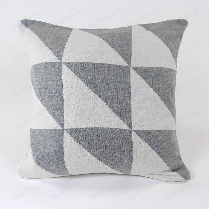 Подушка с орнаментом EnjoyMe Geometry, 45х45 см
