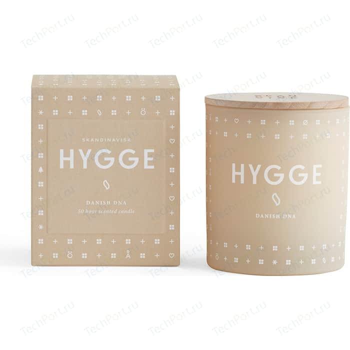 Свеча ароматическая SKANDINAVISK Hygge с крышкой 190 г