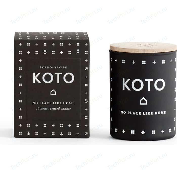 Свеча ароматическая SKANDINAVISK Koto с крышкой 55 г