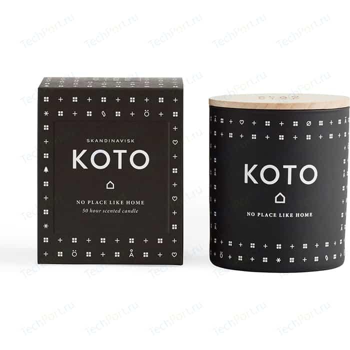 Свеча ароматическая SKANDINAVISK Koto с крышкой 190 г