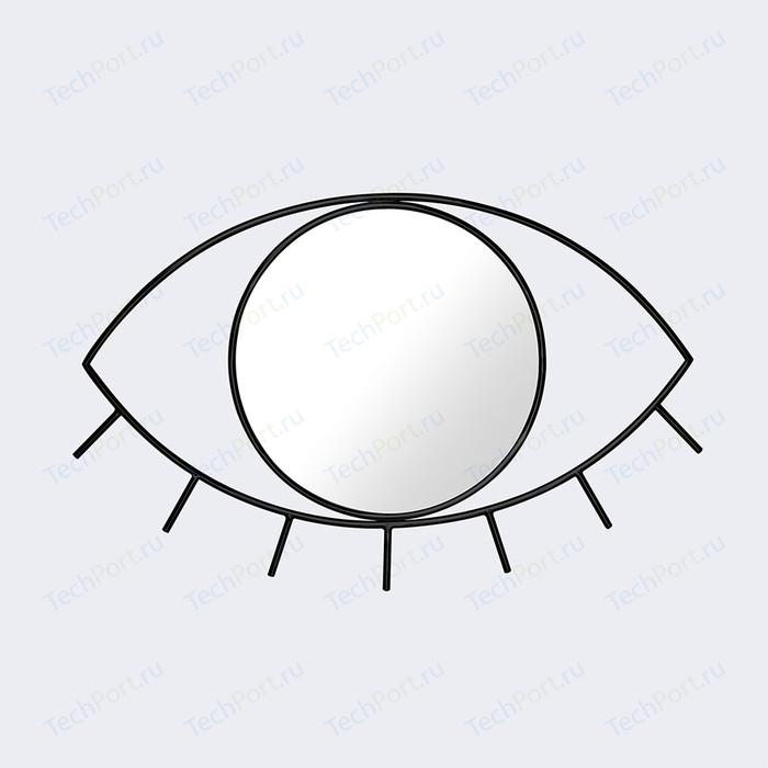 Зеркало настенное Doiy Cyclops среднее черное