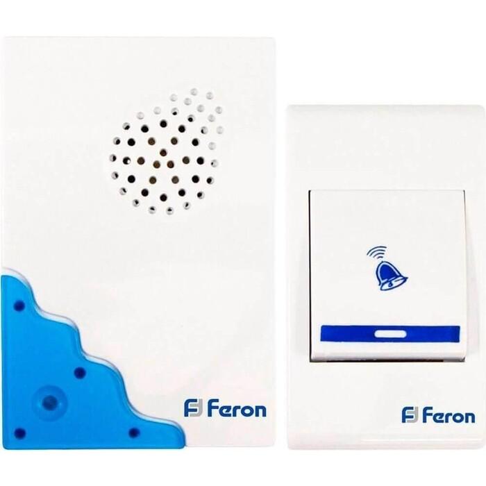 Звонок дверной беспроводной Feron Е223 23679
