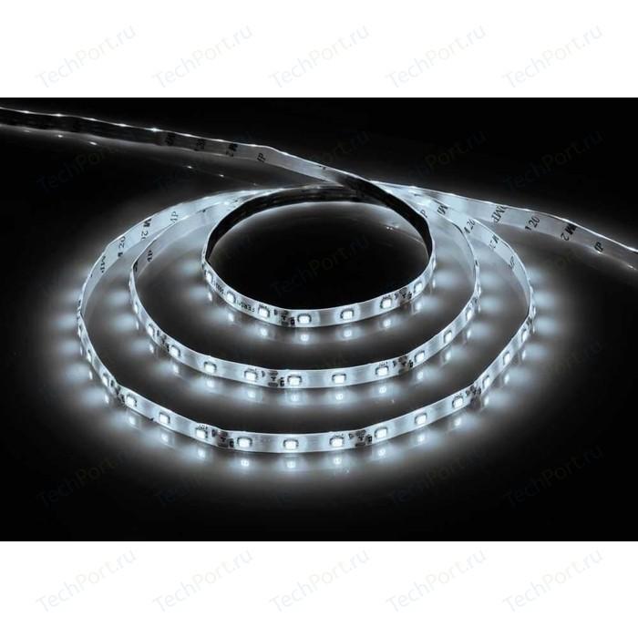 Светодиодная влагозащищенная лента Feron LS604 27638 4,8W/m 60LED/m 2835SMD холодный белый 5M