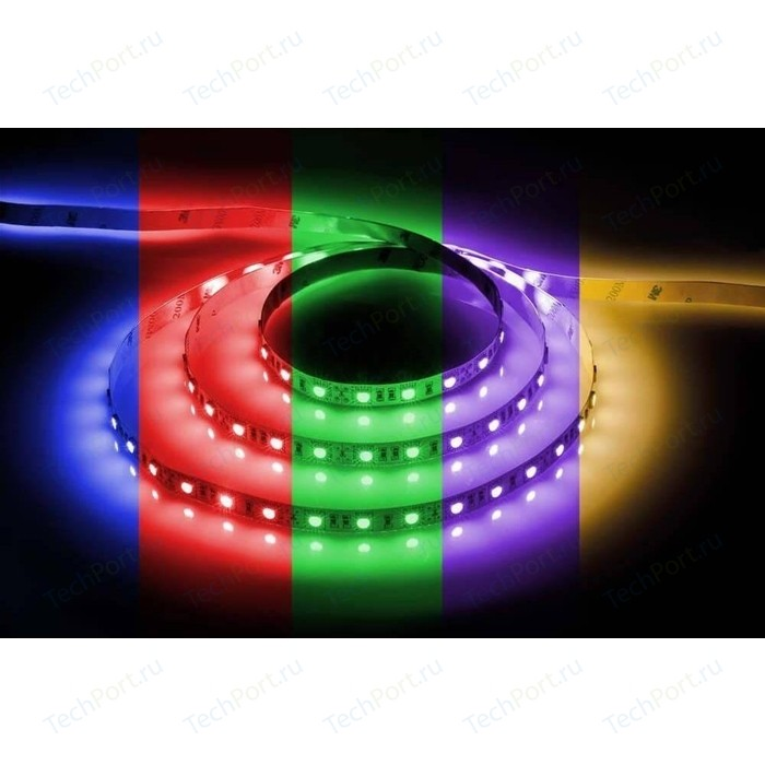 Светодиодная лента Feron LS606 27722 14,4W/m 60LED/m 5050SMD RGB 3M