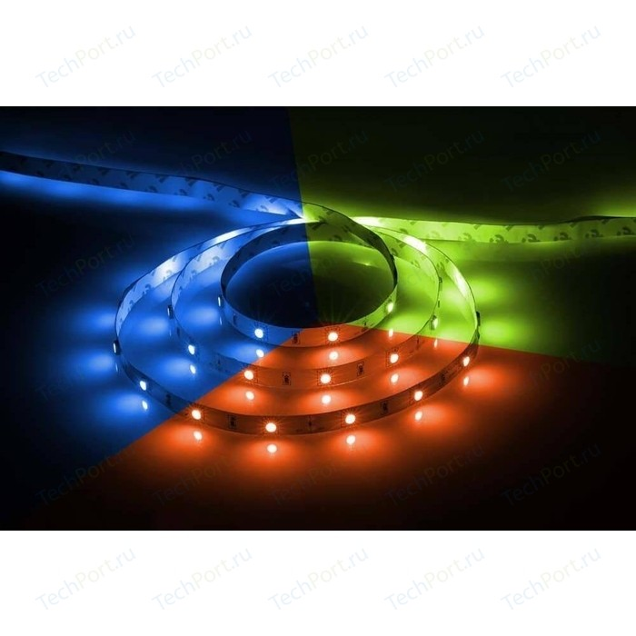 Светодиодная лента Feron LS606 27678 7,2W/m 30LED/m 5050SMD RGB 5M
