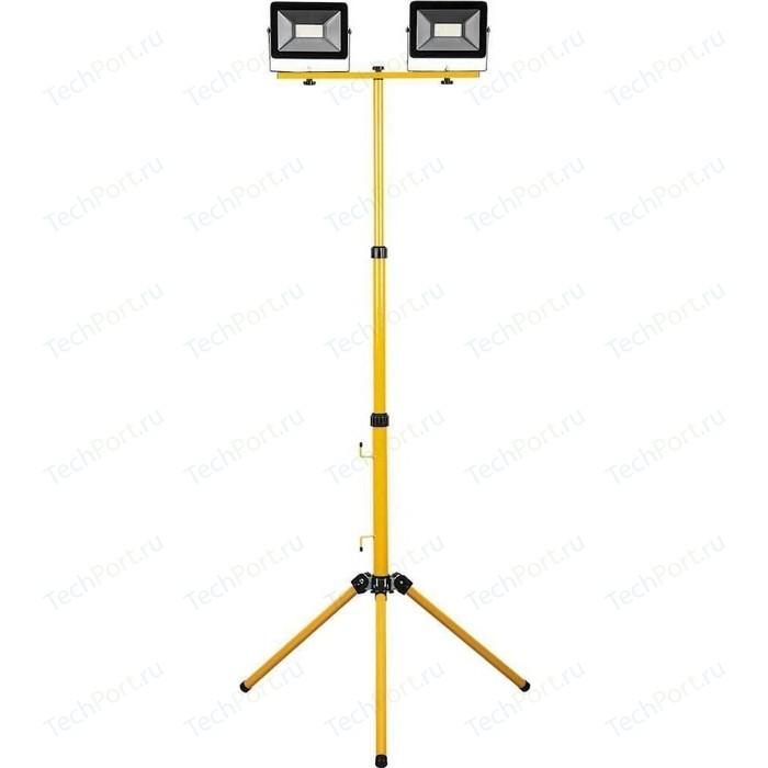 Фото - Светодиодный прожектор на штативе Feron LL503 на штативе 29568 лампа лупа на штативе со светодиоидной подставкой 5х lts 402