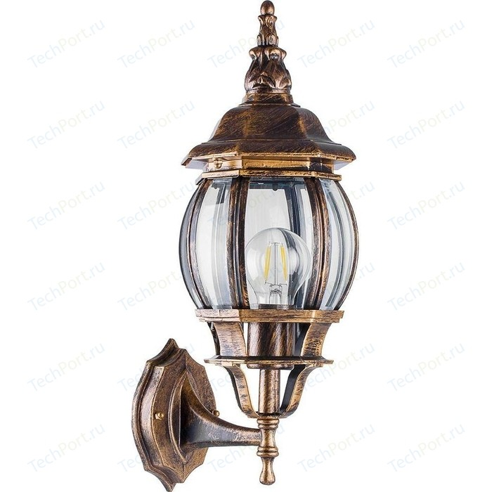 Уличный настенный светильник Feron 8101 11244