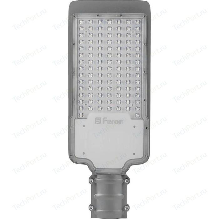 Фото - Уличный светодиодный консольный светильник Feron SP2921 32213 feron уличный консольный светильник sp2926 32218