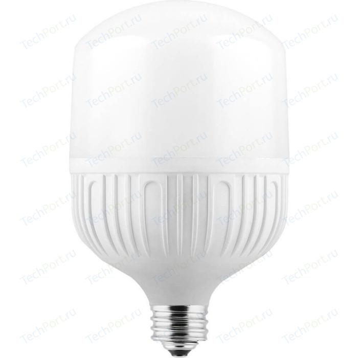 Лампа светодиодная Feron LB-65 25820 E27-E40 50W 4000K матовая