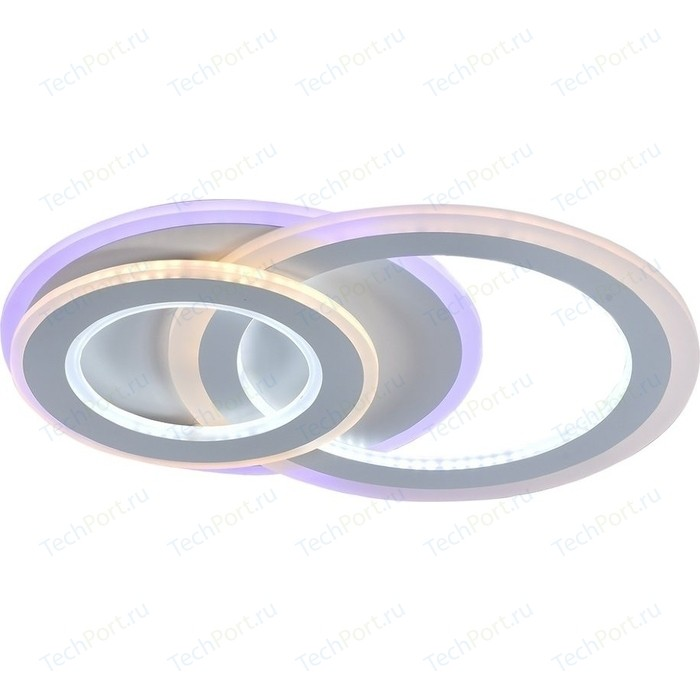 Светодиодная люстра Profit Light 8778/2 WHT