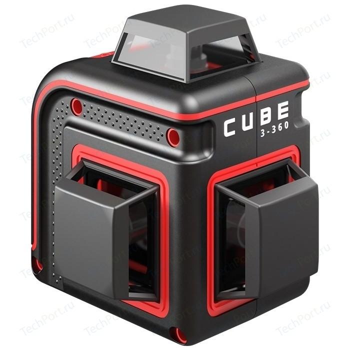 Построитель лазерных плоскостей ADA Cube 3-360 Basic Edition
