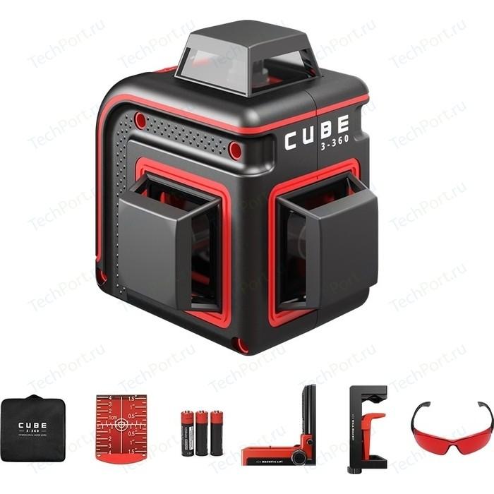 Построитель лазерных плоскостей ADA Cube 3-360 Home Edition