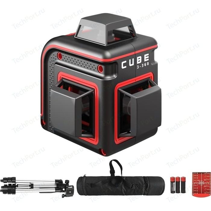 Построитель лазерных плоскостей ADA Cube 3-360 Professional Edition