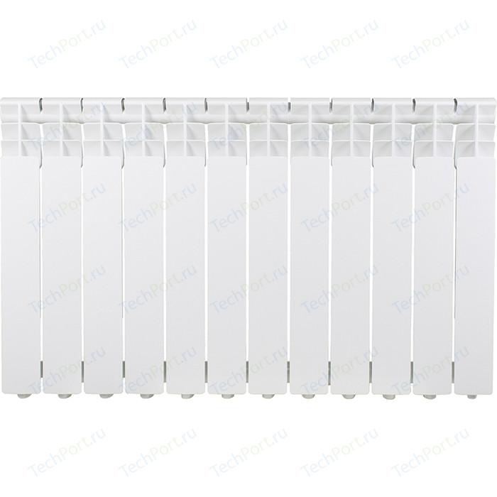 Радиатор алюминиевый Halsen AL L-500/80 12 секции (4640015384953)