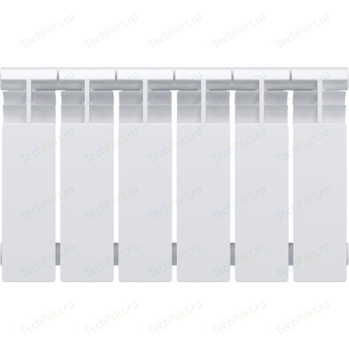 Радиатор алюминиевый Oasis AL 350/80 6 секции (4670004374832)