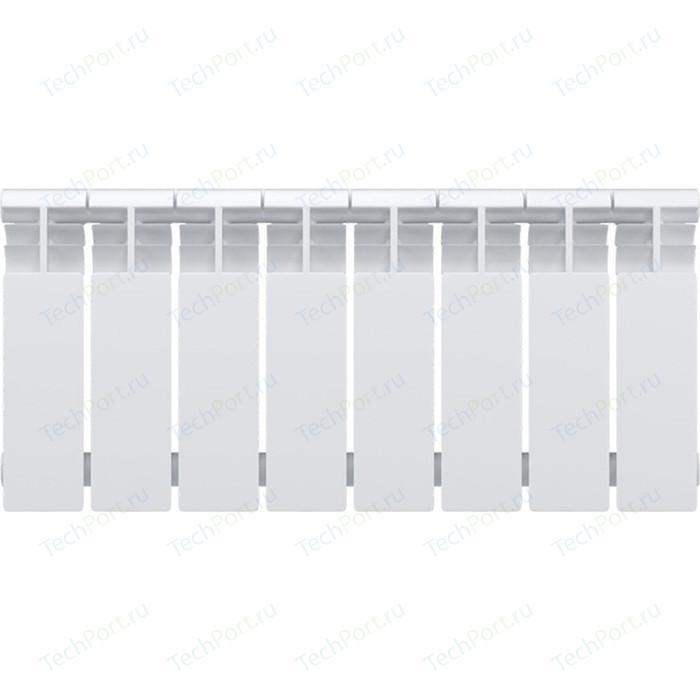 Радиатор алюминиевый Oasis AL 350/80 8 секции (4670004374849)