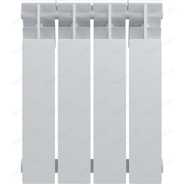 Радиатор алюминиевый Oasis AL 500/80 4 секции (4670004371299)