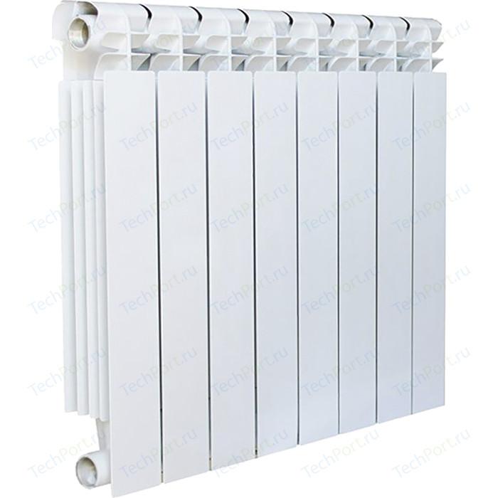 Радиатор алюминиевый Oasis AL 500/96 8 секции (4670004370070)