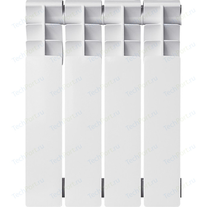 Радиатор биметаллический Oasis BM 350/80 4 секции (4670004376140)