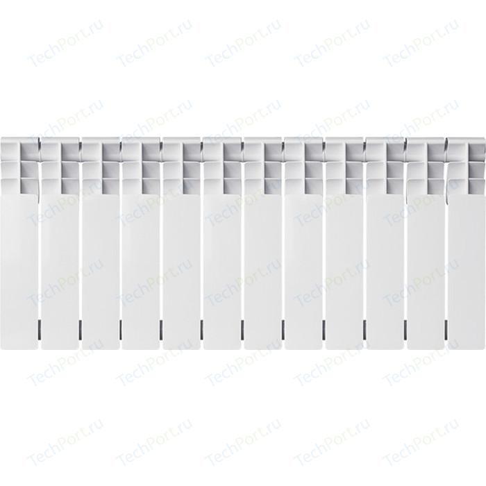 Радиатор биметаллический Oasis BM 350/80 12 секции (4670004376188)