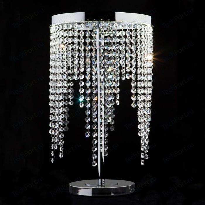 Настольная лампа Eurosvet Royal 80412/1 хром