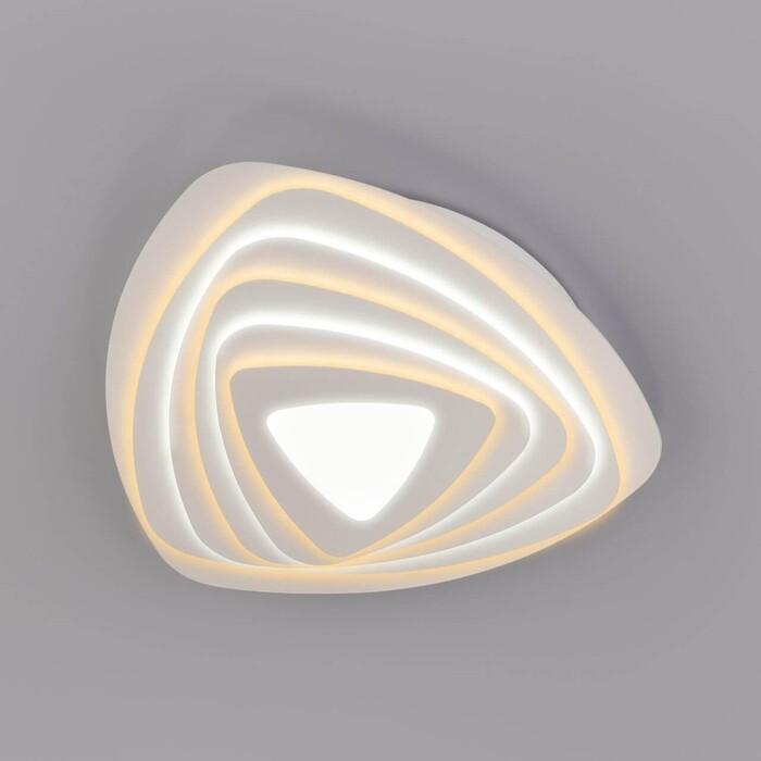 Потолочный светодиодный светильник Eurosvet Salient 90150/6 белый