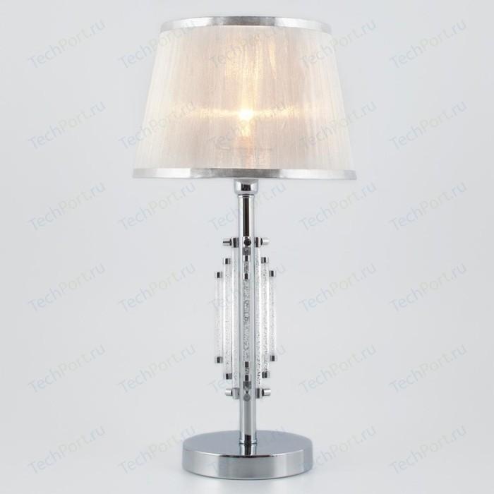 Настольная лампа Eurosvet Amalfi 01065/1 хром