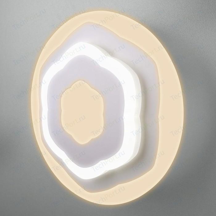 Настенный светодиодный светильник Eurosvet Siluet 90117/2