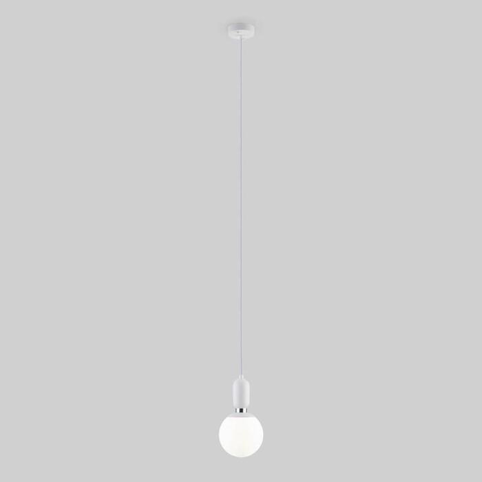 Подвесной светильник Eurosvet Bubble Long 50158/1 белый