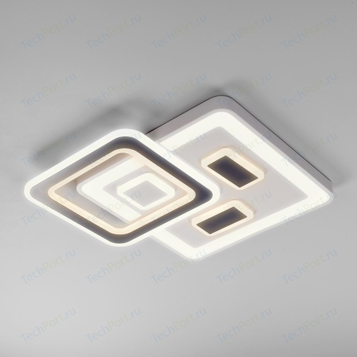 Потолочный светодиодный светильник Eurosvet Concord 90156/1 белый