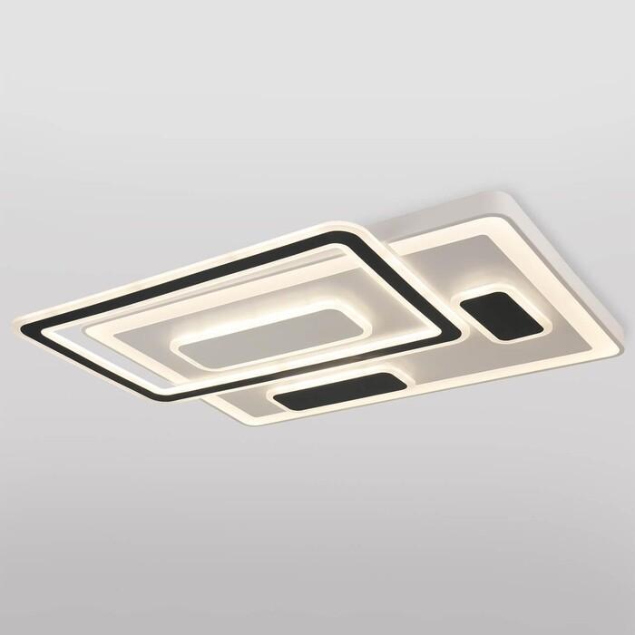Потолочный светодиодный светильник Eurosvet Concord 90156/2 белый